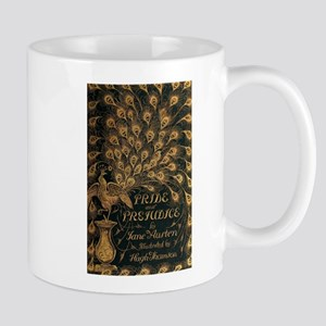 Pride and Prejudice Bookcover Mugs