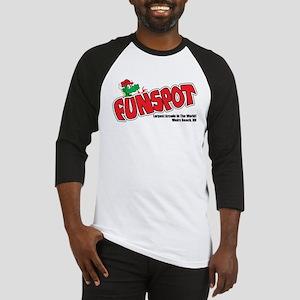 """Funspot """"Snuffy"""" Baseball Jersey"""