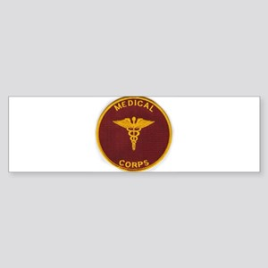 Army Medical Corps Bumper Sticker