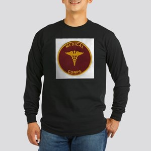 Army Medical Corps Long Sleeve T-Shirt