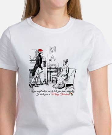 Ardently Merry Christmas T-Shirt
