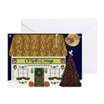 O'Neill's Irish Cottage Christmas Cards (Pk of 20)