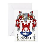 O'Neill Coat of Arms Greeting Cards (Pk of 20)