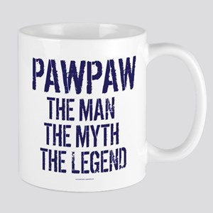 Badass PawPaw Man Myth Legend Mugs