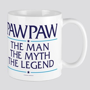 PawPaw Man Myth Legend Mugs