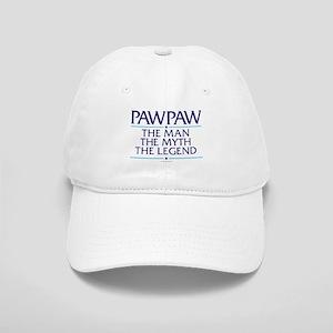 PawPaw Man Myth Legend Cap