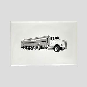 Tanker Truck Magnets