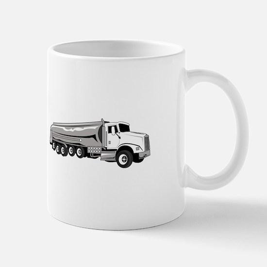 Tanker Truck Mugs