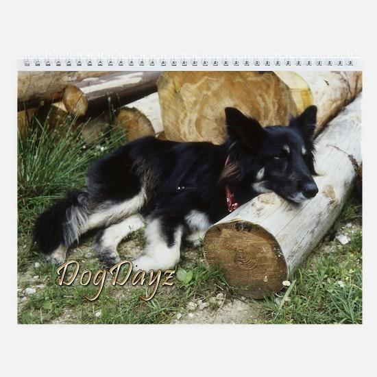 2016 Dog Dayz Wall Calendar