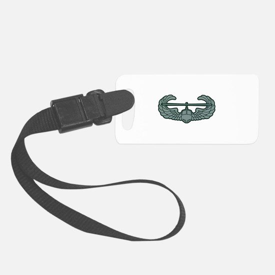 Air Assault Luggage Tag