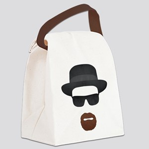 Vintage Heisenberg Logo Canvas Lunch Bag