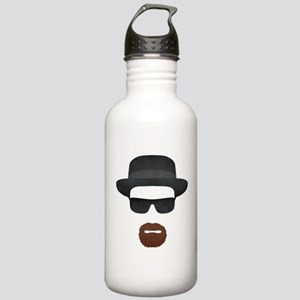 Vintage Heisenberg Logo Water Bottle