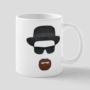 Vintage Heisenberg Logo Mugs
