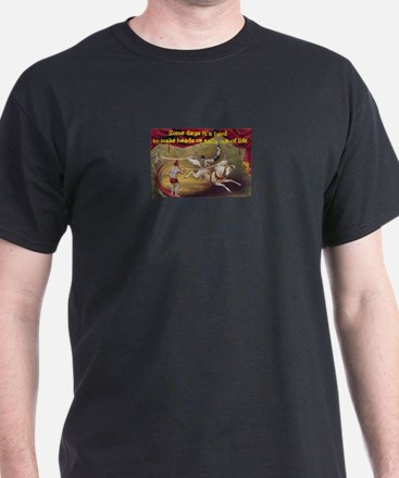 Heads or Tails - Circus Acroba T-Shirt