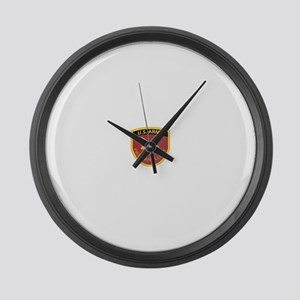 US Army Field Artillery Large Wall Clock