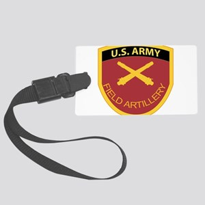 US Army Field Artillery Large Luggage Tag