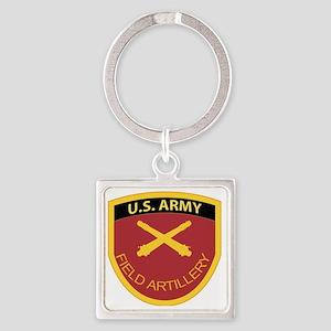 US Army Field Artillery Keychains