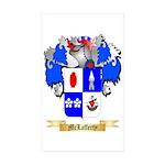 McLafferty Sticker (Rectangle 50 pk)