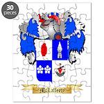 McLafferty Puzzle