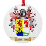 McLachlan Round Ornament