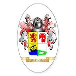McLachlan Sticker (Oval 50 pk)