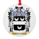 McKlemoyle Round Ornament