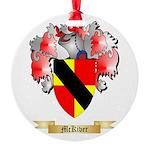 McKiver Round Ornament