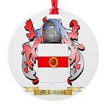 McKitterick Round Ornament