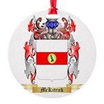 McKitrick Round Ornament