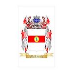 McKitrick Sticker (Rectangle 50 pk)