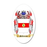 McKitrick 35x21 Oval Wall Decal
