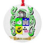 McKinnon Round Ornament