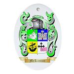McKinnon Oval Ornament
