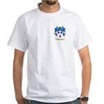 McKinness White T-Shirt
