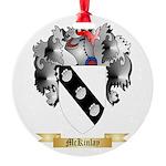 McKinlay Round Ornament