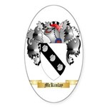 McKinlay Sticker (Oval 10 pk)