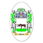 Mckin Sticker (Oval 50 pk)
