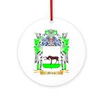 Mckin Round Ornament