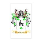 McKillen Sticker (Rectangle 50 pk)