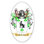 McKillen Sticker (Oval 50 pk)