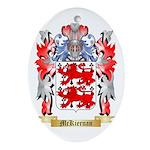 McKiernan Oval Ornament