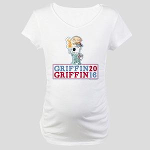 Brian & Stewie 2016 Maternity T-Shirt