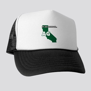 Ca-Mjdoa Decal Trucker Hat