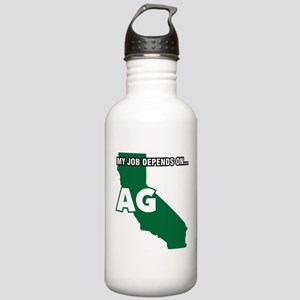 Ca-Mjdoa Decal Stainless Water Bottle 1.0l