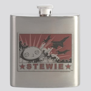 Family Guy Stewie Jets Flask