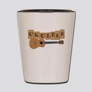 Fun Ukulele Shot Glass