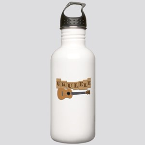 Fun Ukulele Water Bottle