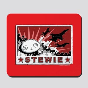 Family Guy Stewie Jets Mousepad