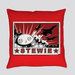 Family Guy Stewie Jets Everyday Pillow