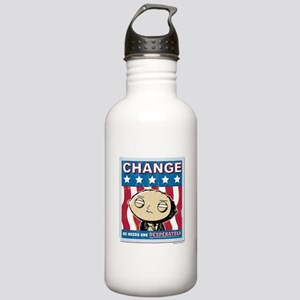 Family Guy Stewie Chan Stainless Water Bottle 1.0L